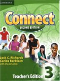 Connect 3 2nd edition Teacher's Edition