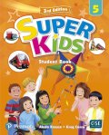 Superkids 3rd edition Level 5 Student Book with CD and Access Code