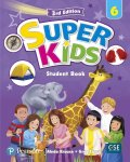 Superkids 3rd edition Level 6 Student Book with CD and Access Code