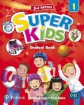 Superkids 3rd edition Level 1 Student Book with CD and Access Code