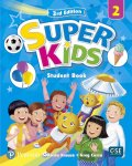 Superkids 3rd edition Level 2 Student Book with CD and Access Code