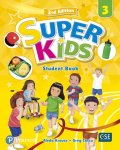 Superkids 3rd edition Level 3 Student Book with CD and Access Code