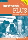 Business PLUS  Level 1 Teacher's Manual
