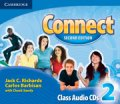 Connect 2 2nd edition Class Audio CDs