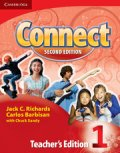 Connect 1 2nd edition Teacher's Edition
