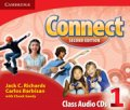 Connect 1 2nd edition Class Audio CDs