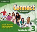 Connect 3 2nd edition Class Audio CDs