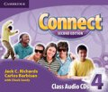 Connect 4 2nd edition Class Audio CDs