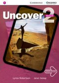 Uncover level 2 Workbook with Online Practice