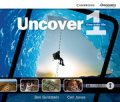 Uncover level 1 Audio CDs