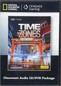 Time Zones 2nd Edition Level Starter Classroom CD and DVD
