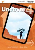 Uncover level 4 Workbook with Online Practice