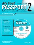 My First Passport 2nd edition 2 Teacher's Book with CD ROM