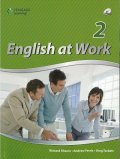 English at Work 2 Student Book with MP3 CD