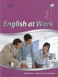 English at Work 3 Student Book with MP3 CD