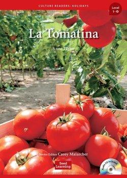 画像1: Culture Readers:Holidays Level 1: La Tomatina