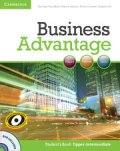 Business Advantage Upper-Intermediate Student Book with DVD