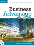 Business Advantage Intermediate Student Book with DVD