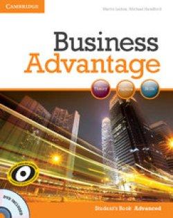 画像1: Business Advantage Advanced Student Book with DVD