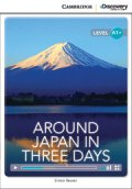 【Cambridge Discovery Interactive Readers】level A1+ Around Japan in Three Days