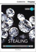 【Cambridge Discovery Interactive Readers】level A1+ Stealing