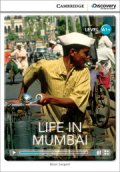 【Cambridge Discovery Interactive Readers】level A1+Life in Mumbai