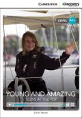 【Cambridge Discovery Interactive Readers】level A1+ Young and Amazing:Teens at the Top