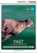【Cambridge Discovery Interactive Readers】level A1+ Fast:The Need for Speed