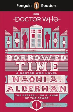 画像1: Penguin Readers Level 5:Doctor Who:Borrowed Time