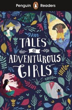画像1: Penguin Readers Level 1: Tales of Adventurous Girls