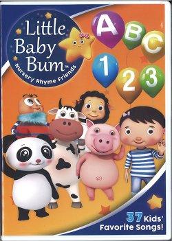 画像1: Little Baby Bum DVD