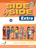 Side By Side Extra 4 Activity Workbook with CD