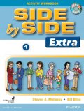Side By Side Extra 1 Activity Workbook with CD