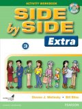 Side By Side Extra 3 Activity Workbook with CD
