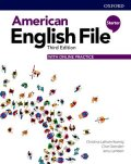 American English File 3rd Starter Student Book with Online Practice