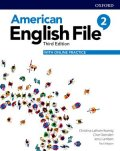 American English File 3rd 2 Student Book with Online Practice