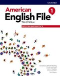 American English File 3rd 1 Student Book with Online Practice