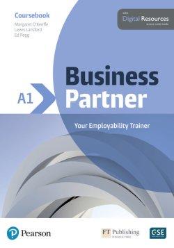 画像1: Business Partner A1  Coursebook with Digital Resources