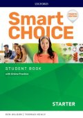 Smart Choice 4th Edition Level Starter Student Book w/Online Practice