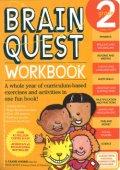 Brain Quest Workbook: Grade 2 Level