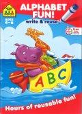 Alphabet Fun!( Write & Resuse)