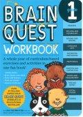 Brain Quest Workbook: Grade 1 Level