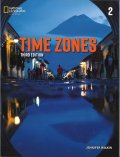 Time Zones 3rd Edition Level 2 Student Book with Online Practice