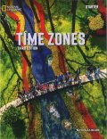 Time Zones 3rd Edition Level Starter Combo Student Book with Online Practice