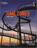 Time Zones 3rd Edition Level 1 Student Book with Online Practice