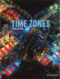 Time Zones 3rd Edition Level 3 Student Book with Online Practice