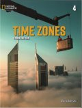Time Zones 3rd Edition Level 4 Student Book with Online Practice
