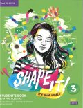 Shape it! 3 Student Book with Practice Extra
