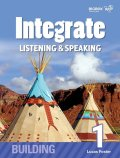 Integrate Listening & Speaking Building 1 Student Book with Practice Book and MP3 CD