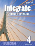 Integrate Listening & Speaking Building 4 Student Book with Practice Book and MP3 CD